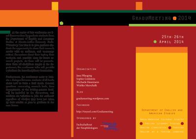"Folder | Student Conference ""GraduMeeting 2014"" | Martin-Luther-University Halle-Wittenberg"