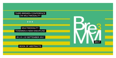 """Book of Abstracts (Front Cover) 